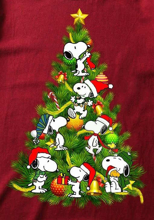 Snoopy Weihnachten Bilder.Luke S Said I Like This One Must Keep For My Baby Just