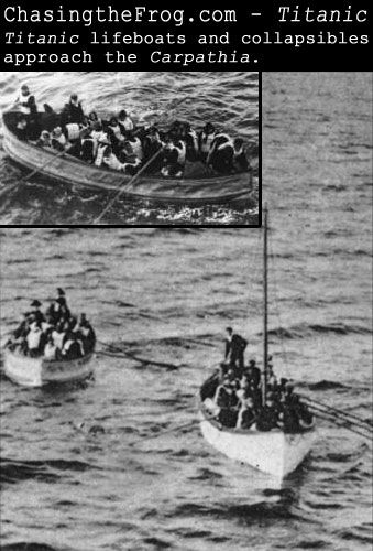 Real Pictures of Titanic Underwater   Titanic Movie vs. Titanic History - Pictures, Survivors, Facts