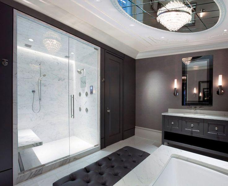 Best Rustic Recessed Shower Lighting Ideas On Pinterest - Brushed nickel bathroom fan for bathroom decor ideas