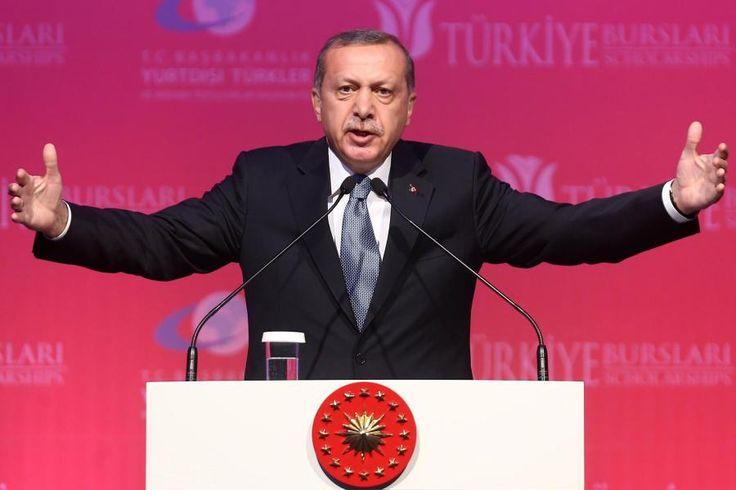 """Die Terrormiliz IS hat ein islamisches Rechtsgutachten gegen den türkischen Präsidenten Erdogan erlassen. Als """"Verräter gegen den Islam"""" soll er getötet werden."""