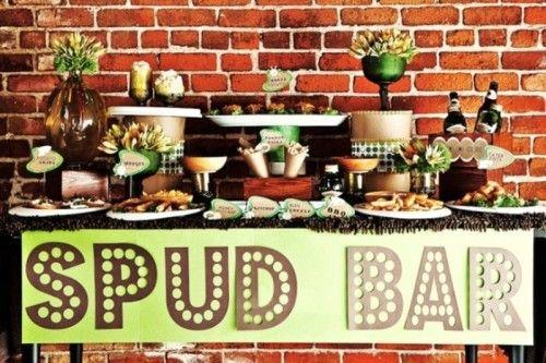 35 Awesome Wedding Food Bar Ideas For Any Taste