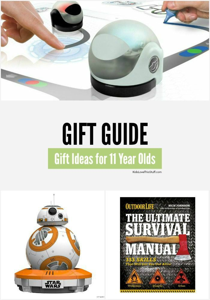 20 Cool Birthday and Christmas Gift Ideas for 11 Year Old ...