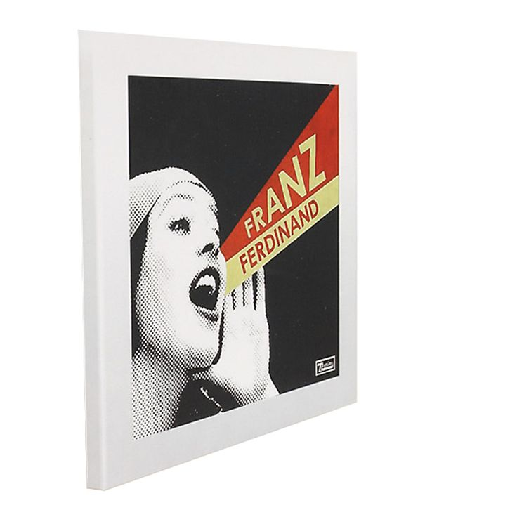 The original and best selling Art Vinyl record frame has a classic white finish and will make any record cover art look simply brilliant. Founded in London, England, in 2005, Art Vinyl is the original way to display your favourite vinyl records; perfect for music or art enthusiasts and those with an eye for stylish interior design. This sleek framing solution for record cover art can hold a LP or 12  single in its sleeve and you can change your display or play your record whenever you wish…