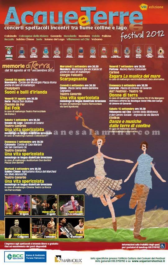 acque e terre http://www.panesalamina.com/2012/4567-viii-festival-terre-e-acque-a-villanuova-sul-clisi.html
