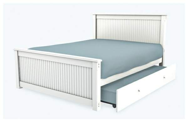 Queen Bed With Trundle Home Is Where The Heart Is