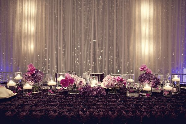 Wedding Head Table Decorations Ideas