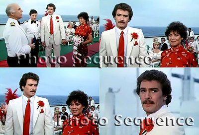 The Love Boat Lee Horsley Erin Moran Fred Grandy Gavin Macleod Photo Sequence