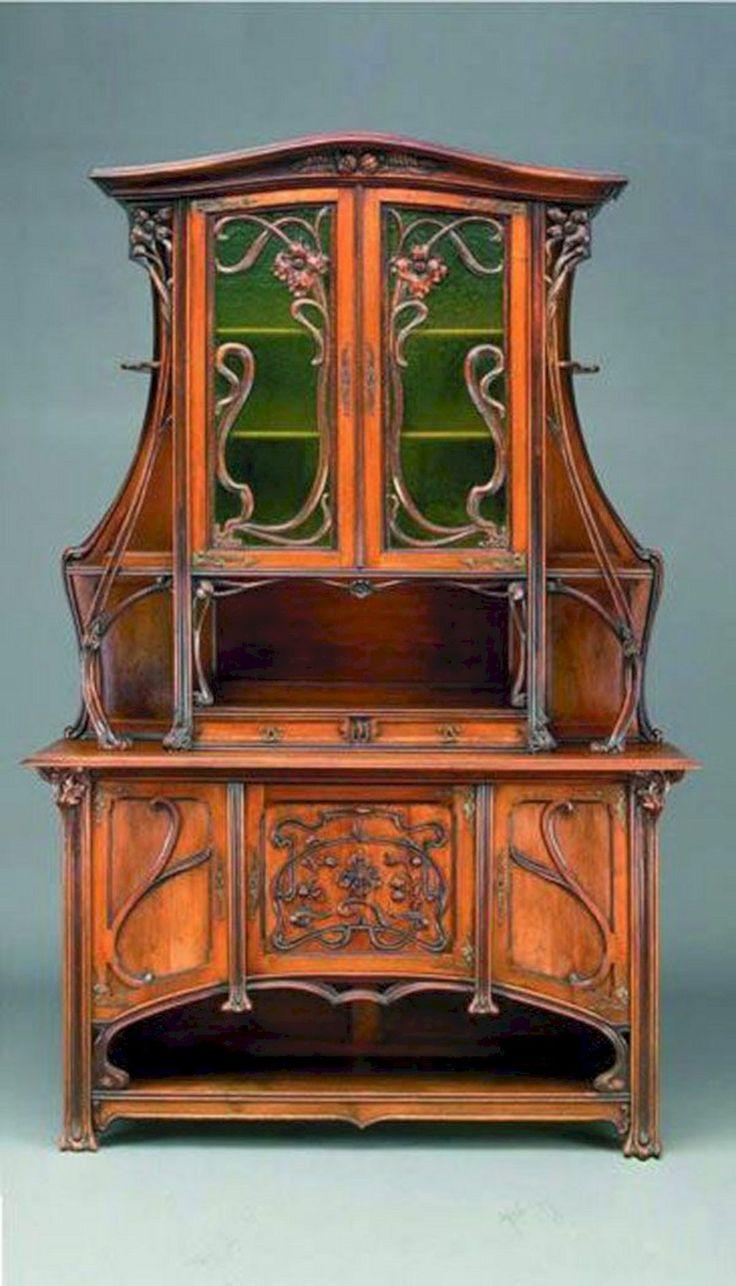 Best And Beautiful Antique Art Nouveau Furnitures: 50+ Best Inspiring