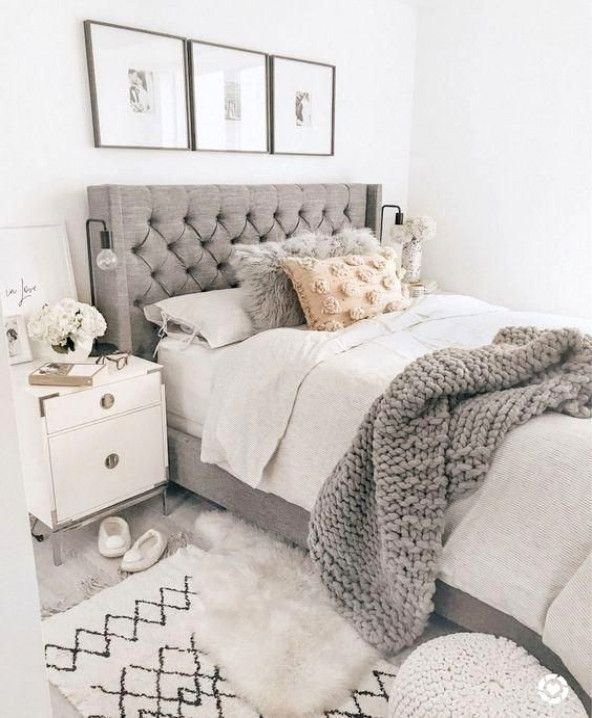 Beautiful Warm Thick Handmade Knitted Blanket #Coz…