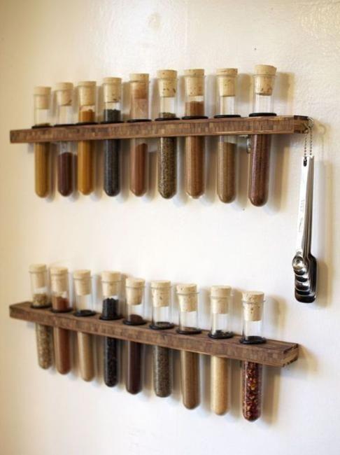 space saving ideas and storage organization for modern kitchen design