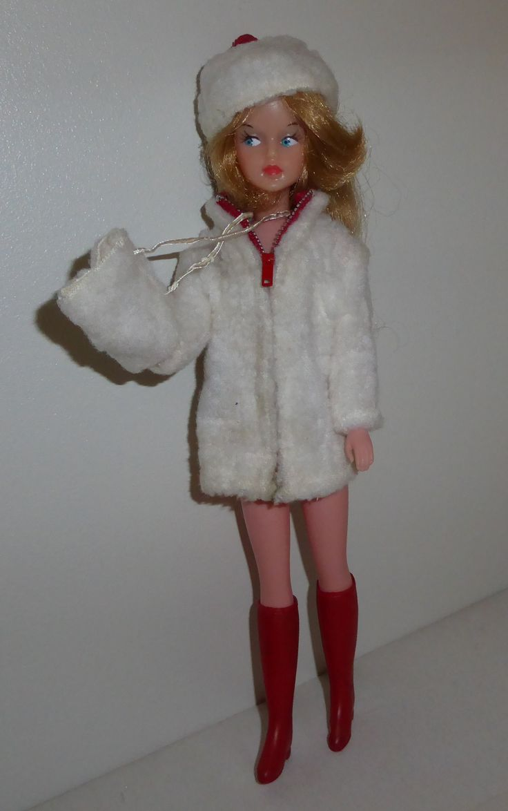 2nd version outfit Tressy's Fashion Scene Lambswool Coat