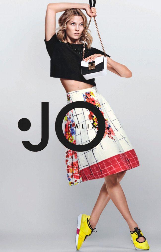Liu Jo - Karlie Kloss