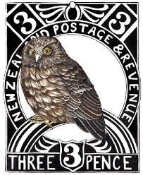 Image result for nz stamp art
