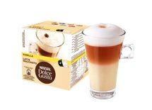 Nescaf Dolce Gusto Latte Macchiato Vanilla Pack of 6 6 x 16 Capsules 48 Servings ** Want additional info? Click on the image.  This link participates in Amazon Service LLC Associates Program, a program designed to let participant earn advertising fees by advertising and linking to Amazon.com.
