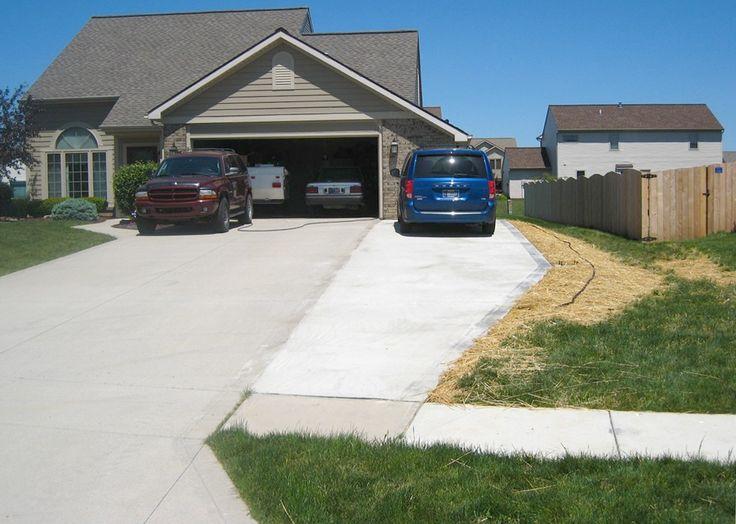 Best 25 blacktop driveway ideas on pinterest asphalt for Garage expansion ideas