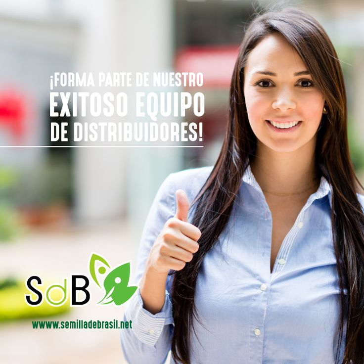 ¡Únete a nuestro exitoso equipo de distribuidores en todo México y USA! Pide información enviando un email a  ventas@semilladebrasil.net sobre como ser parte hoy mismo y comenzar a generar ingresos extras con nuestra original y exitosa Semilla de Brasil.