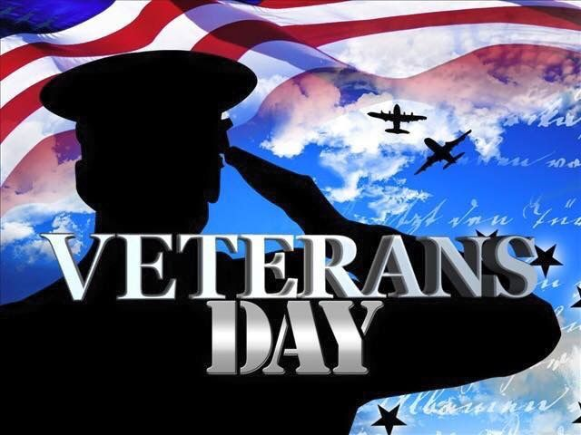 Thank you to our #Veterans on this #VeteransDay