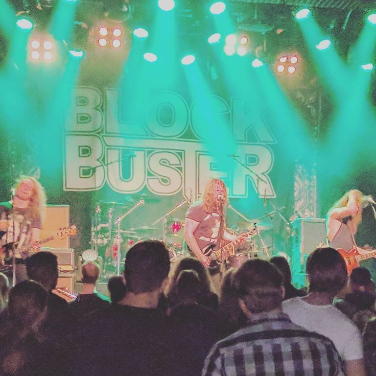 Block Buster at Tavastia #gig
