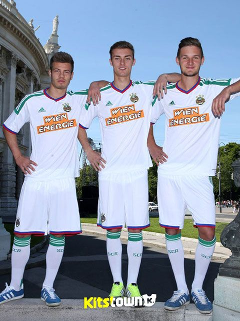 Rapid Vienna jersey 2014-16 stagione lontano
