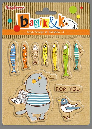 Basik+For+you+Set+of+stamps+10,5x10,5cm