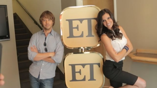 NCIS:LA stars & real-life relatives Eric Christian Olsen & Daniela Ruah chat about their on-screen romance. Will they or won't they?!