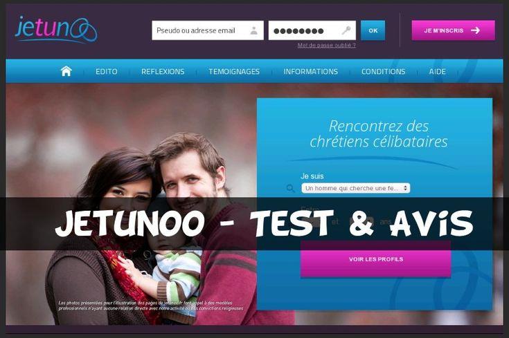 Viens découvrir avec moi le site de rencontre entre chrétiens célibataires, Jetunoo.fr. Retrouve mon test, des infos, tarifs et détails sur Jetunoo.