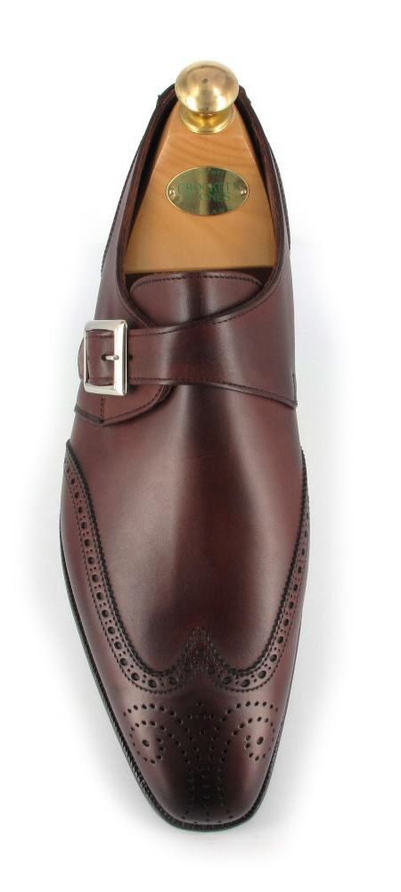 C&J Chadwick 2 - Chestnut Antique Calf - my favourite shoes at the moment
