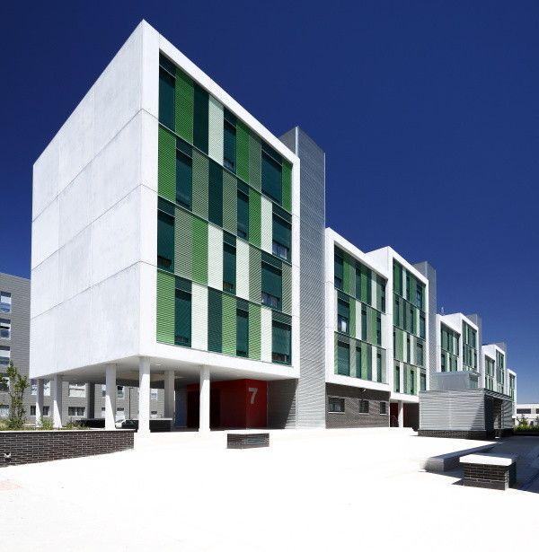 120 viviendas de protección pública en Parla,© Aitor Estévez Olaizola