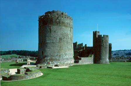 Château Pembroke, Pays de Galles