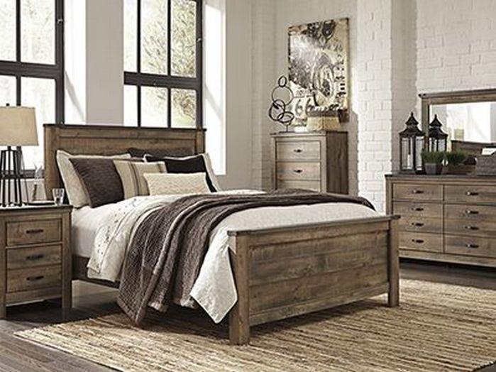 55+ Rustic Bedroom Furniture Inspirations_4