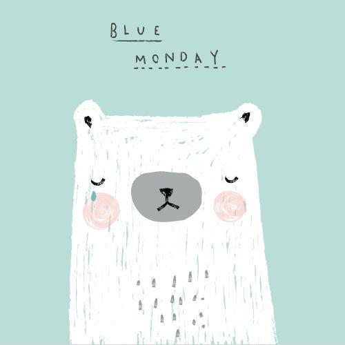 Aless Baylis   #bluemonday #bear #illustration