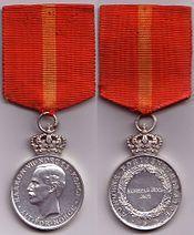 Kongens fortjenstmedalje