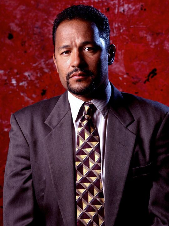 "Clark Johnson was awesome as editor Gus on ""The Wire"" and  Detective Meldrick Lewis in ""Homicide: Life on the Street"" but for me, he'll always be ""Night Heat""'s Jefferson, appearing in my episode ""The Switch"""