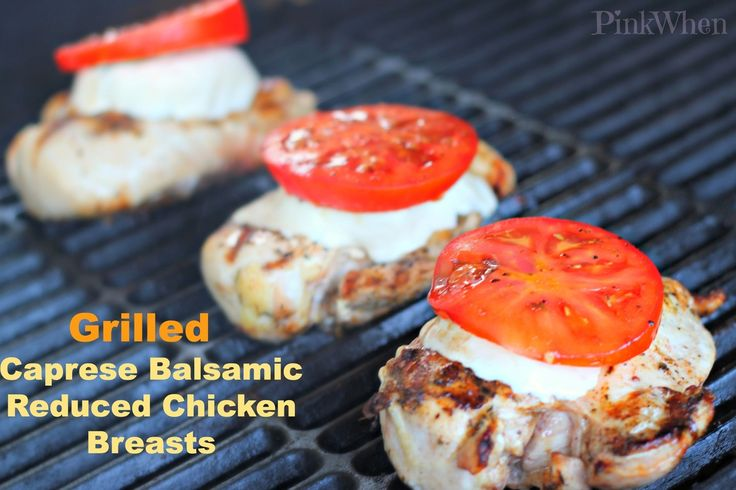 Caprese salads with balsamic dressing have been a favorite summertime salad in our household.  The flavors of the mozzarella and tomato, joined with the tangy taste of balsamic dressing are a palate pleasing experience for almost everyone.  Outdoor grilling is another summertime favorite pastime, so joining a healthy grilled chicken breast together with the …