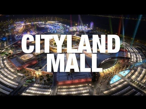This is what Dubai's nature-inspired shopping mall will look like - YouTube