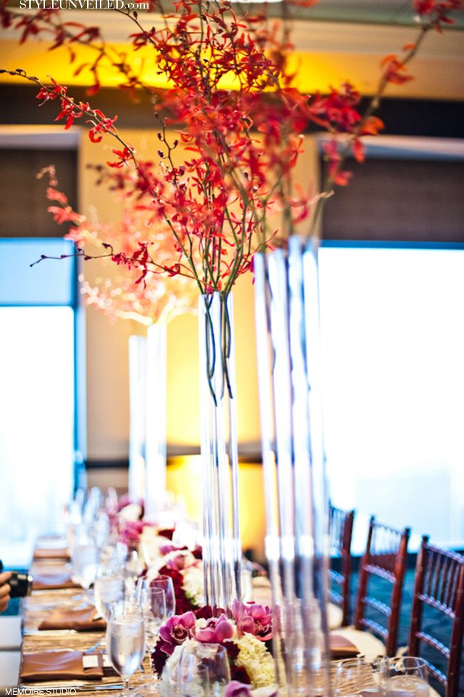 Wedding Table Inspired By The Arts And Asian And Filipino