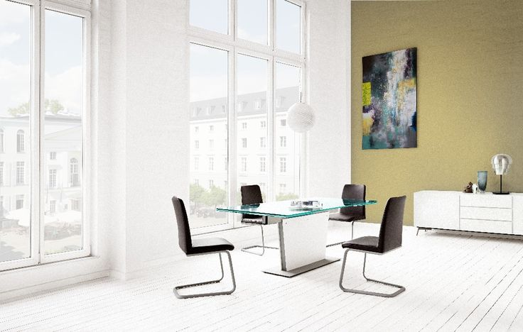 designer dining chairs - Lausanne