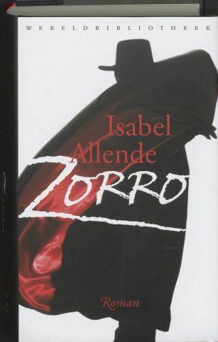 De figuur van Zorro krijgt in dit boek een biografische achtergrond. Allende geeft namelijk de jeugd van de fictieve held gestalte. Het boek begint met de kennismaking van de ouders eind 18e eeuw, vertelt over de jeugd van Zorro in Californie en Spanje en eindigt met de eerste Zorro-optredens. Met Zorro vertelt Isabel Allende een klassiek verhaal zoals alleen zij dat kan, een verhaal over de oude en nieuwe wereld, vol spannende gebeurtenissen, vriendschap, loyaliteit en sterke vrouwen.