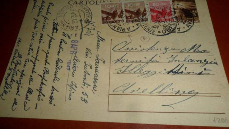 Collezionismo francobolli storia postale