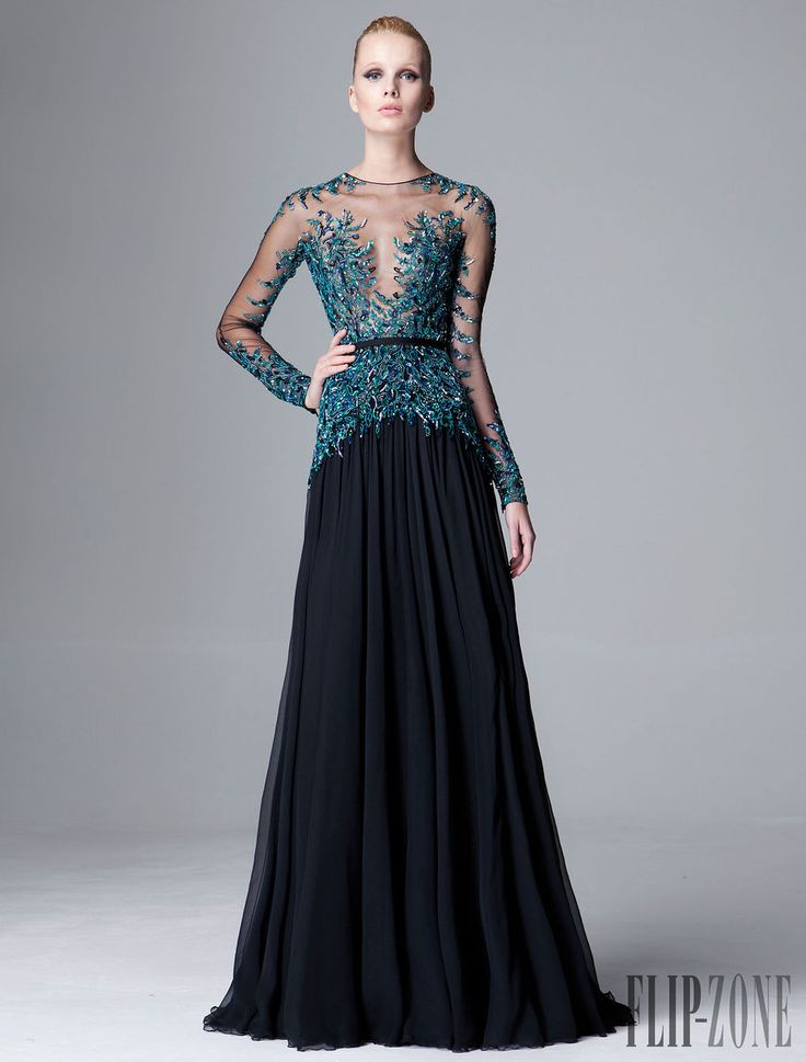 Zuhair Murad Pre-Fall 2014 - Ready-to-Wear - http://www.flip-zone.net/fashion/ready-to-wear/fashion-houses-42/zuhair-murad-4498