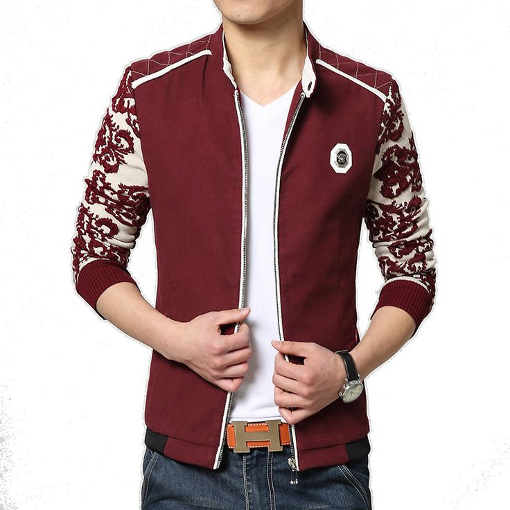 Find More Jackets Information about 2015 New Men Jacket Fashion Knit Sleeve Stitching Cotton Coat Man Korean Solid Slim Fit Casual Men's Spring Jackets Stand Collar,High Quality jacket jones,China jacket green Suppliers, Cheap jacket wing from E-Express on Aliexpress.com
