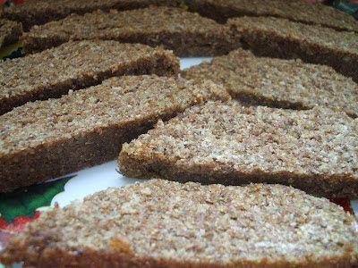 Szaffina fűszerkonyhája: Vegán kenyér