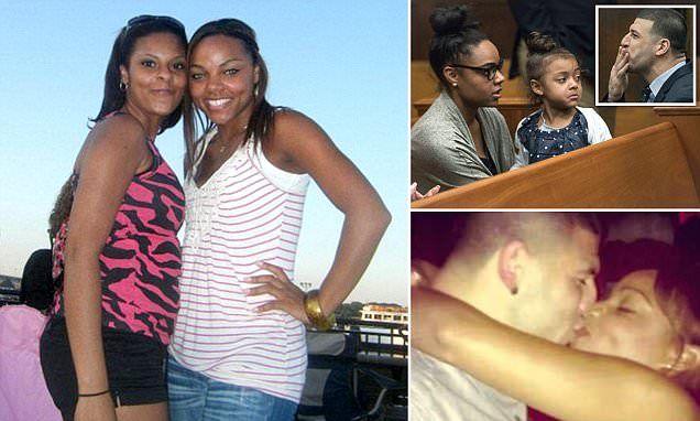 The sad life of Aaron Hernandez' fiancé Shayanna Jenkins | Daily Mail Online
