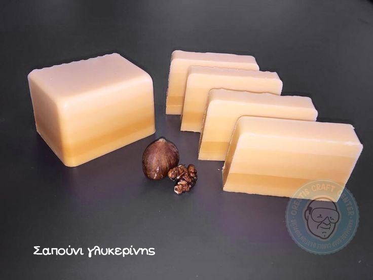Ombre melt and pour soap
