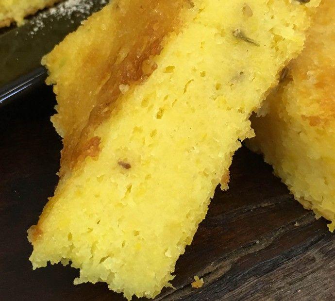 Bolo de Milho em Conserva no Liquidificador  | Tortas e bolos > Receitas de Bolo de Milho | Mais Você - Receitas Gshow