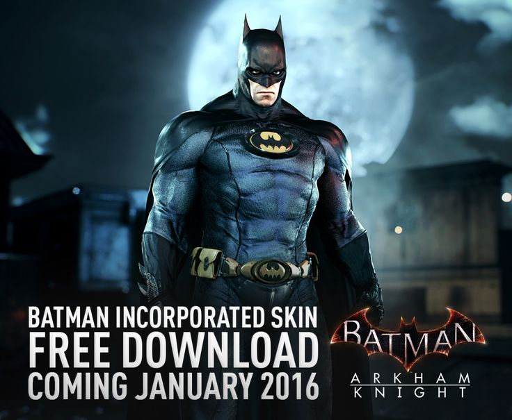 Batman Arkham Knight DLC Now Available On PC: January Update Required For Free Content, Console Release Slated Next Week - http://www.thebitbag.com/127662-2/127662