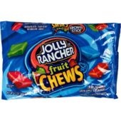 Jolly Rancher Chews Bag 40ct $2.99.  OMG I've been looking for these for over 5 years!!