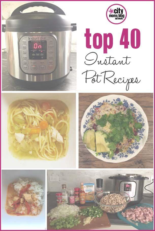 Top Instant Post Recipes - City Moms Blog Network