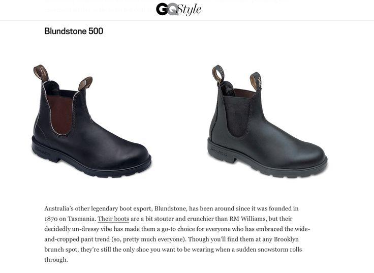 Blundstone 500
