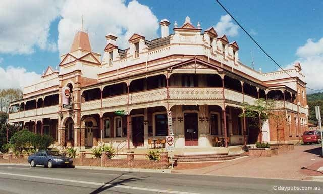 Heritage Hotel in Bulli (Wollongong) < New South Wales   Gday Pubs - Enjoy our Great Australian Pubs